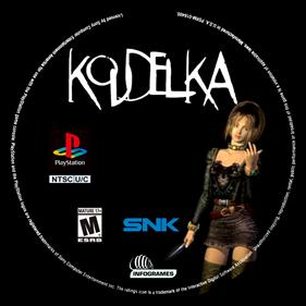 Koudelka - Fanart - Disc
