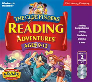 The ClueFinders Reading Adventures