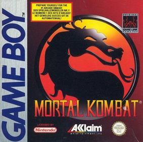 Mortal Kombat - Box - Front