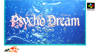 Psycho Dream - Box - Front