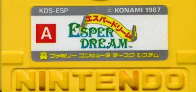 Esper Dream - Cart - Front