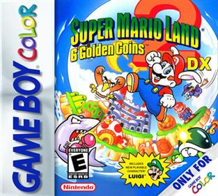 Super Mario Land 2 DX: 6 Golden Coins
