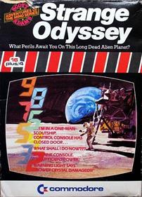 Strange Odyssey - Box - Front