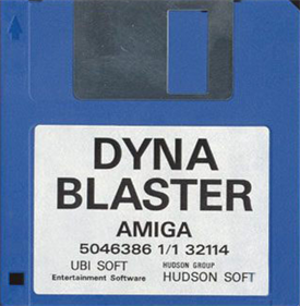 Dyna Blaster - Disc