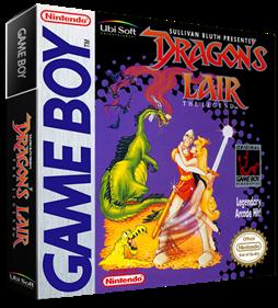 Dragon's Lair: The Legend - Box - 3D
