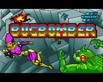 Bug Bomber - Screenshot - Game Title