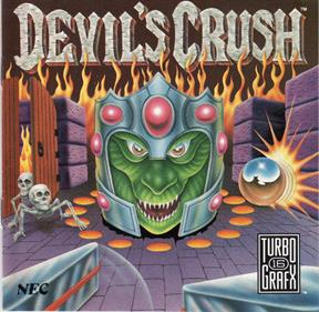 Devil's Crush - Box - Front