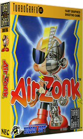 Air Zonk - Box - 3D