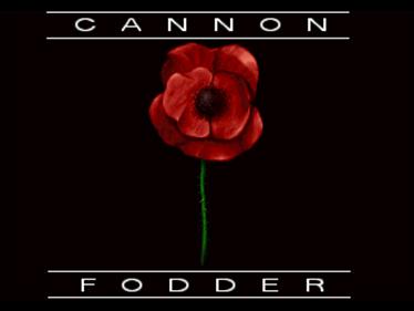 Cannon Fodder - Screenshot - Game Title