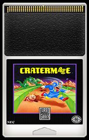 Cratermaze - Fanart - Cart - Front