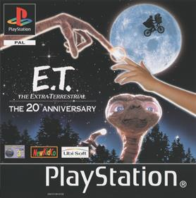 E.T. The Extra-Terrestrial: Interplanetary Mission - Box - Front