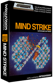 Mind Strike - Box - 3D