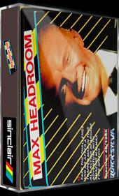 Max Headroom - Box - 3D