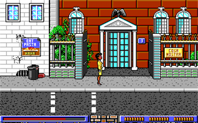 Crime Does Not Pay - Screenshot - Gameplay