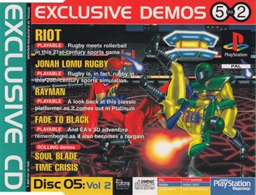 Official UK PlayStation Magazine: Demo Disc 05 Vol. 2