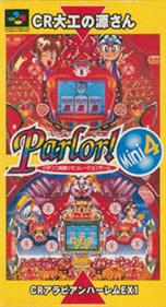 Parlor! Mini 4: Pachinko Jikki Simulation Game