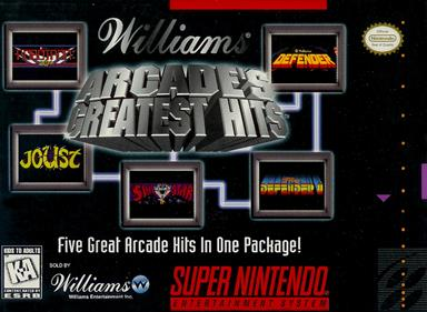 Williams Arcade's Greatest Hits