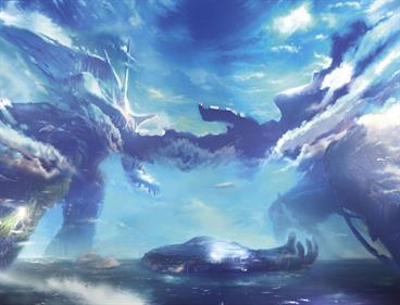 Xenoblade Chronicles - Fanart - Background