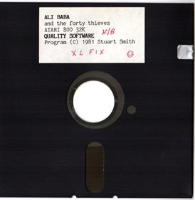 Ali Baba and the Forty Thieves - Disc