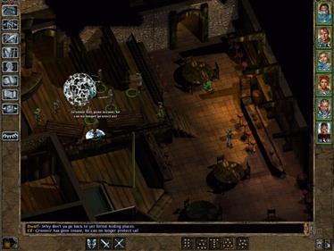 Baldur's Gate II: Throne of Bhaal - Screenshot - Gameplay