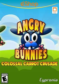 Angry Bunnies Colossal Carrot Crusade