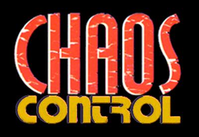 Chaos Control - Clear Logo