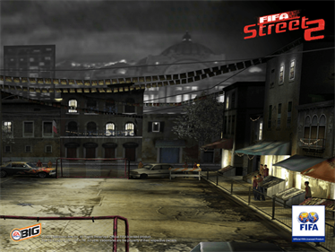 FIFA Street 2 - Screenshot - Game Title