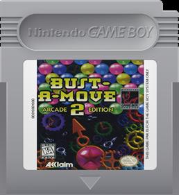 Bust-A-Move 2: Arcade Edition - Fanart - Cart - Front