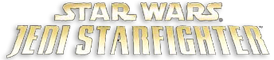 Star Wars: Jedi Starfighter - Clear Logo