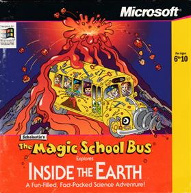 Scholastic's The Magic School Bus Explores Inside the Earth