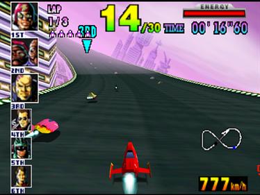 F-Zero X - Screenshot - Gameplay