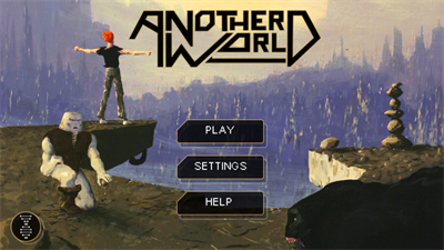 Another World - Screenshot - Game Title