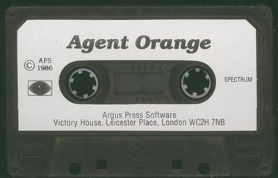 Agent Orange - Cart - Front