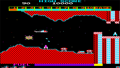 39 In 1: MAME Arcade Classics Bootleg - Screenshot - Gameplay