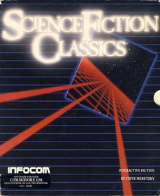Science Fiction Classics - Box - Front