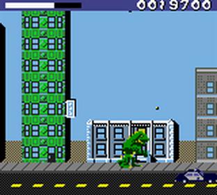 Rampage 2: Universal Tour - Screenshot - Gameplay