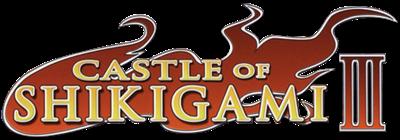 Castle of Shikigami III - Clear Logo