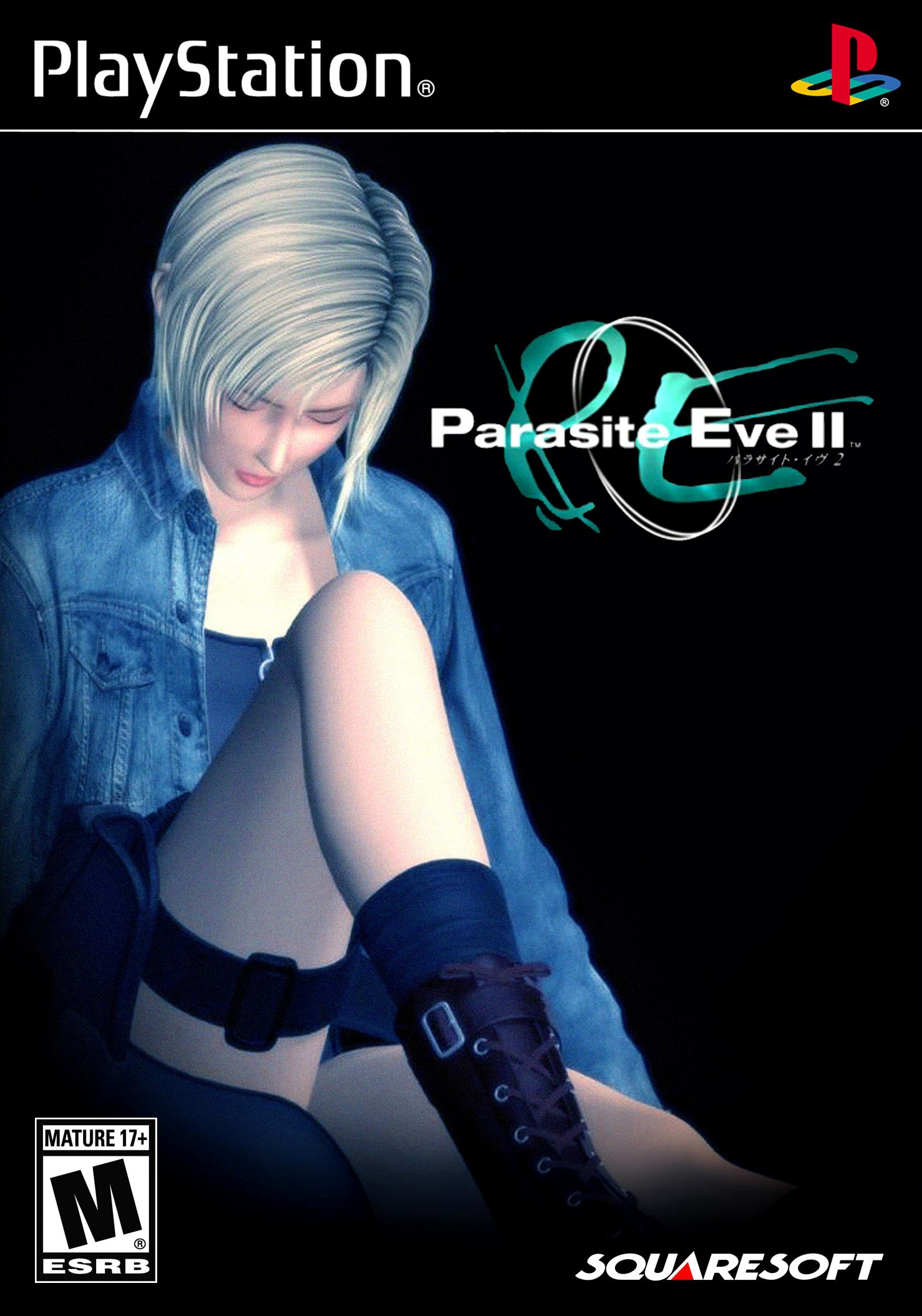 parasite eve ii details
