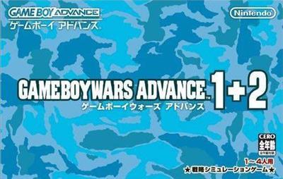 Game Boy Wars Advance 1+2