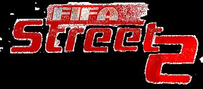 FIFA Street 2 - Clear Logo