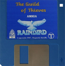 The Guild of Thieves - Disc