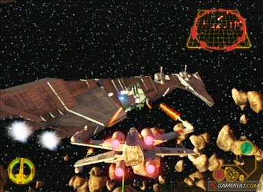 Star Wars Rogue Squadron III: Rebel Strike - Screenshot - Gameplay
