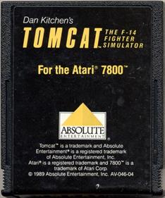 Tomcat: The F-14 Fighter Simulator - Cart - Front