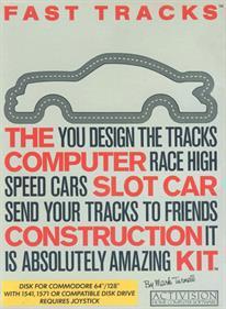 Fast Tracks: The Computer Slot Car Construction Kit