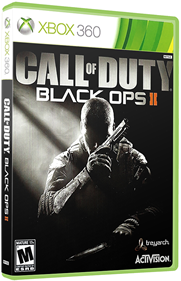 Call of Duty: Black Ops II - Box - 3D
