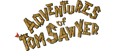 Adventures of Tom Sawyer - Clear Logo