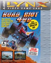 Road Riot 4WD - Box - Front