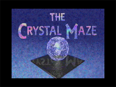 The Crystal Maze - Screenshot - Game Title