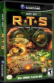 Army Men: RTS - Box - 3D