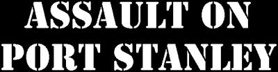 Assault on Port Stanley - Clear Logo